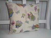 Kissen Lavendel Landhaus 40x40, 50x50 oder 30x50