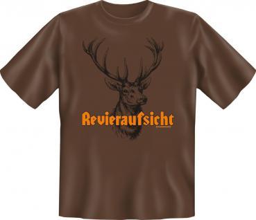 Fun Collection T-Shirt Jagd Jagen Jäger Weidmann Shirt Geschenk Auswahl bedruckt - Vorschau 3