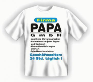 Fun T-Shirt - Papa GmbH