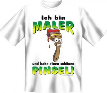 Fun T-Shirt - Maler