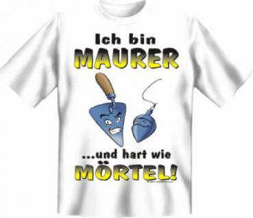 Fun T-Shirt - Maurer