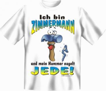 Fun T-Shirt - Zimmermann - Vorschau