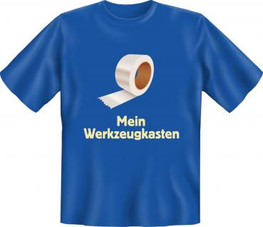 Fun T-Shirt - Mein Werkzeugkasten Tape