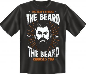 Bart T-Shirt - The Beard chooses you