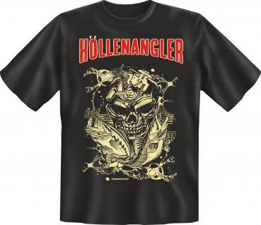 Angler T-Shirt - Höllenangler