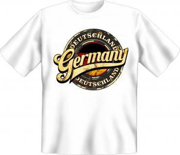 T-Shirt - Deutschland Germany