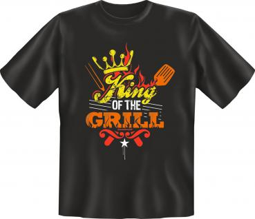 Fun T-Shirt - King of the Grill