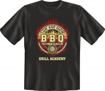 BBQ T-Shirt - Grill Academy - Vorschau
