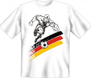 Fussball T-Shirt - Deutschland - Vorschau