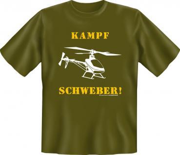 Heli T-Shirt - Kampf Schweber