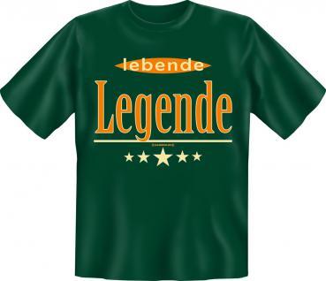 Geburtstag T-Shirt - Lebende Legende - Vorschau