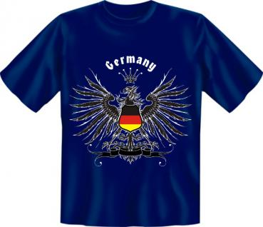 Deutschland T-Shirt - Wappen Germany