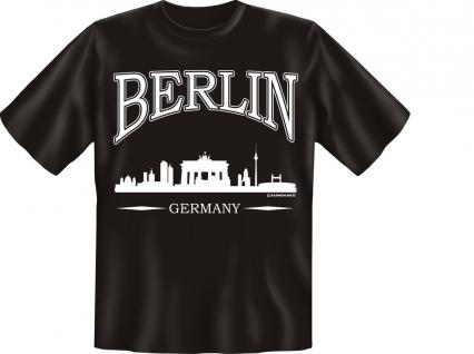 Deutschland T-Shirt - Skyline Berlin Germany