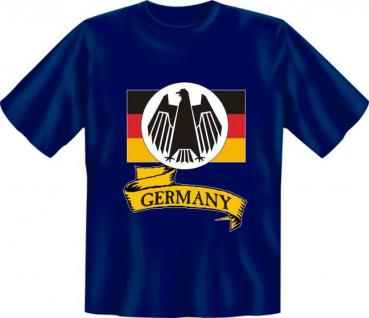 Deutschland T-Shirt - Adler Germany