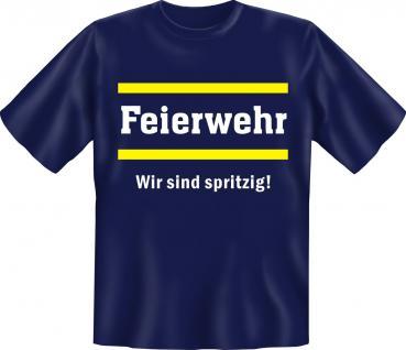 Feuerwehr T-Shirt - Feierwehr