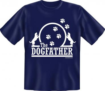 T-Shirt - The Dogfather