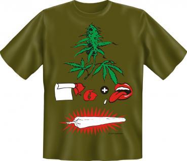 T-Shirt - Gras ABC - Vorschau