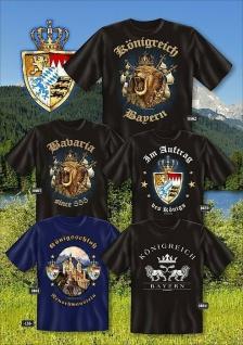 Fun Collection T-Shirt Oktoberfest Bayern Bavaria Shirts Geschenk geil bedruckt