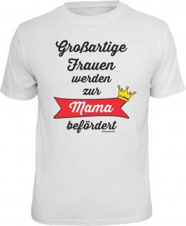 Geburtstag T-Shirt Großartige Frau zur Mama Muttertag Shirt Geschenk bedruckt