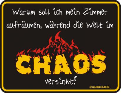 FunSchild - Die Welt im Chaos