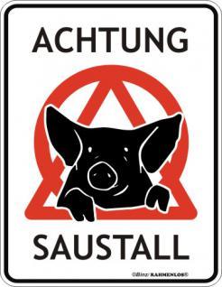FunSchild - Achtung Saustall - Vorschau