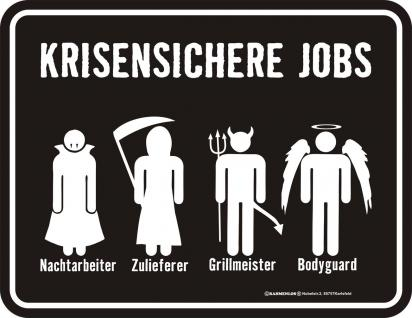FunSchild - Krisensichere Jobs