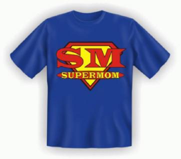 Fun T-Shirt - SuperMom