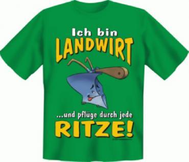Fun T-Shirt - Landwirt