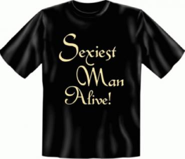 Geburtstag T-Shirt - Sexiest Man - Vorschau