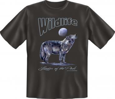 Fun Collection T-Shirt Wildlife Natur Tiere Shirts Geschenk Auswahl bedruckt - Vorschau 3