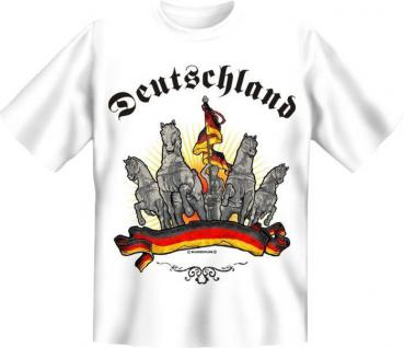 Fun Collection T-Shirts Germany Deutschland Adler Berlin Shirt Geschenk bedruckt 3