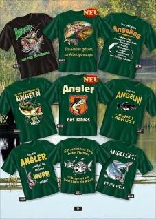Fun Collection Angler T-Shirt Angel Angeln Angler T Shirt Männer Geschenke
