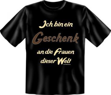 T-Shirt - Geschenk an die Frauen