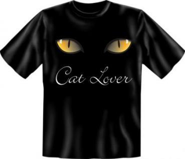 T-Shirt - Cat Lover