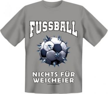 Fun T-Shirt - Fussball