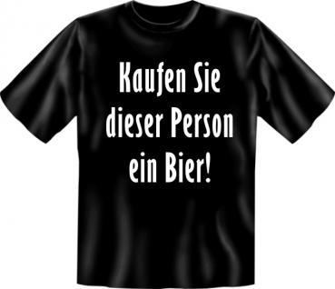 T-Shirt - Kaufen Sie Bier