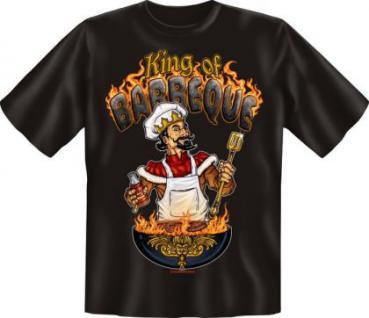T-Shirt - King of Barbeque - Vorschau