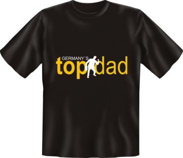 Vatertag Geburtstag T-Shirt - Germany's Top Dad