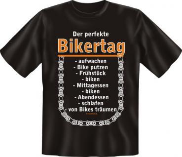Biker T-Shirt - Der perfekte Bikertag