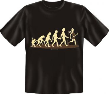 T-Shirt - Evolution Jogger