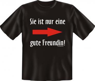 T-Shirt - Nur eine gute Freundin