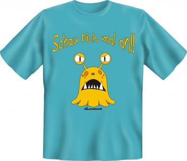 T-Shirt - Schau Dich mal an