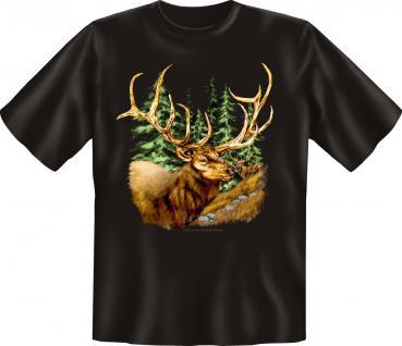 T-Shirt - Hirsch