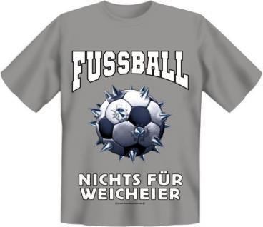 Fun Collection T-Shirt Sport Fussball Eishockey Shirt Geschenk Auswahl bedruckt - Vorschau 5