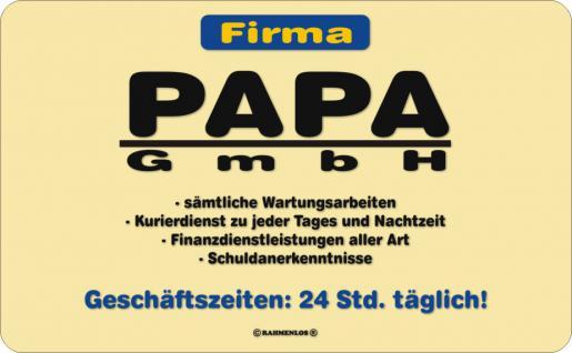 Brettchen - Papa GmbH