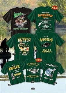 Fun Collection T-Shirt Angel Angeln Angler T Shirt Geschenk Auswahl bedruckt