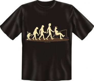 Angler T-Shirt Angel Fisch Fun Shirt Geburtstag Geschenk Auswahl geil bedruckt - Vorschau 3