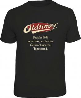 Geburtstag T-Shirt - Oldtimer Baujahr 1949 - lustige Männer Geschenke bedruckt