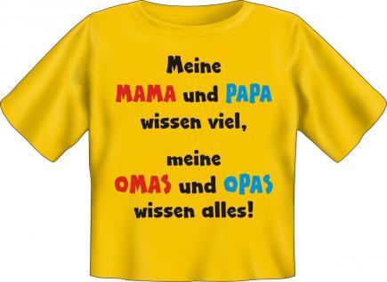 Fun Collection T-Shirt Baby-Shirt Baby Shirt Geschenk Auswahl lustig bedruckt - Vorschau 2