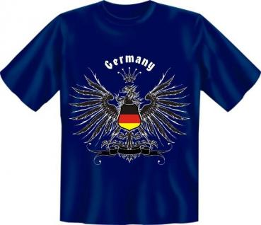 Fun Collection T-Shirts Germany Deutschland Adler Berlin Shirt Geschenk bedruckt 5